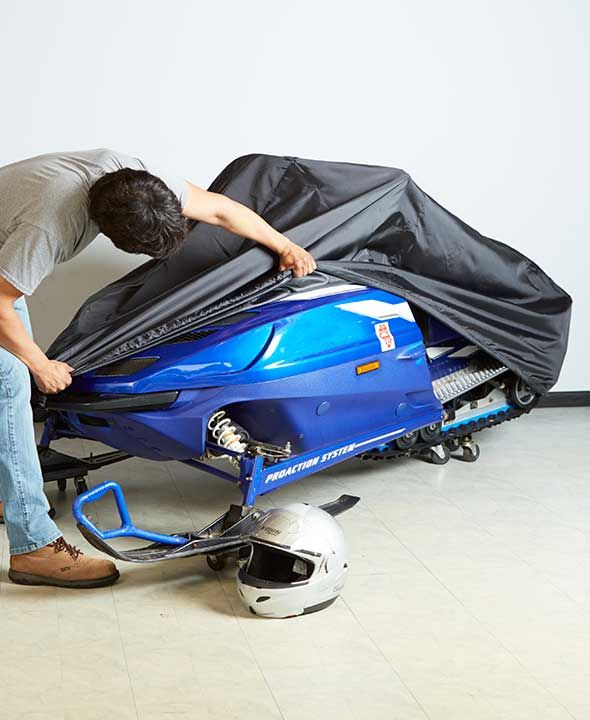 Motorcycle or Snowmobile Covers | LTD Commodities