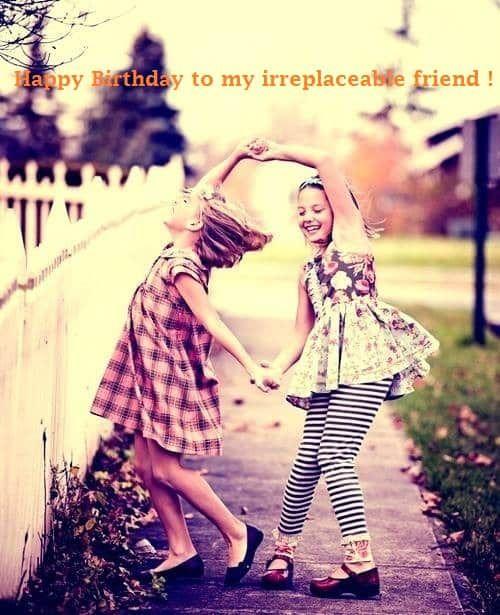 Happy Birthday Quotes Best Friend Girl: Best 25+ Happy Birthday Friend Ideas On Pinterest