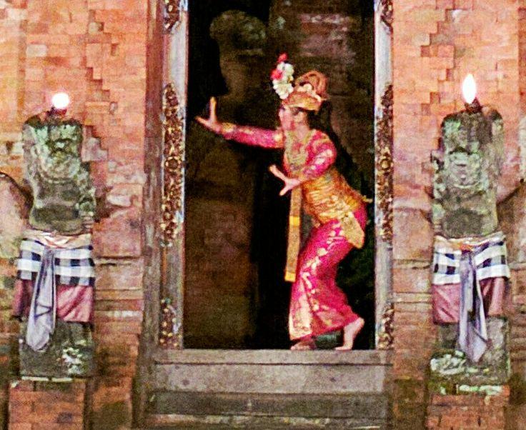 Balinese dance at Ubud