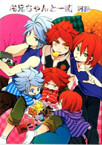Inazuma eleven ♥
