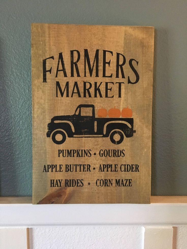 Kitchen Bakers Rack Slate Appliance Package Best 25+ Farmers Market Sign Ideas On Pinterest | Farm ...