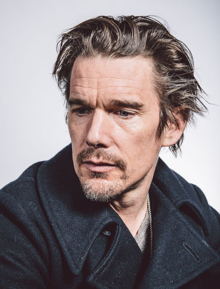 Ethan Hawke | by Michael Friberg.....Uploaded By  www.1stand2ndtimearound.etsy.com