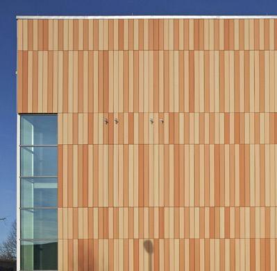 Moeding Tile Facade References Detail Facade