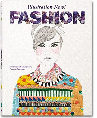 Illustration Now! Fashion by Julius Wiedemann https://www.amazon.com/dp/3836545209/ref=cm_sw_r_pi_dp_OO9AxbE82KQ5W