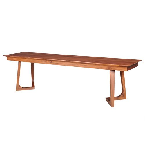 godenza walnut bench moeu0027s home collection benches accent u0026 storage benches accent furnit