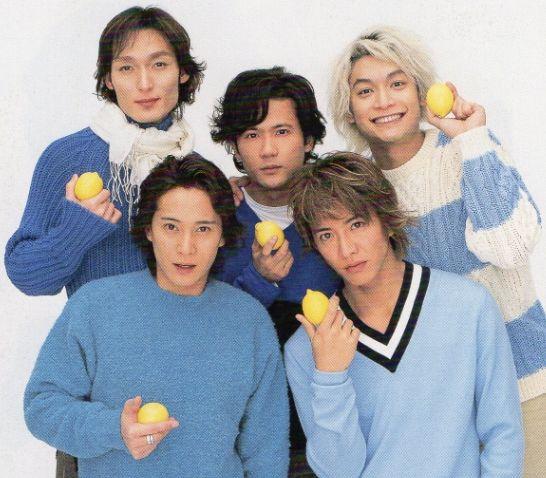 2003年1月7号SMAPザテレビジョウン