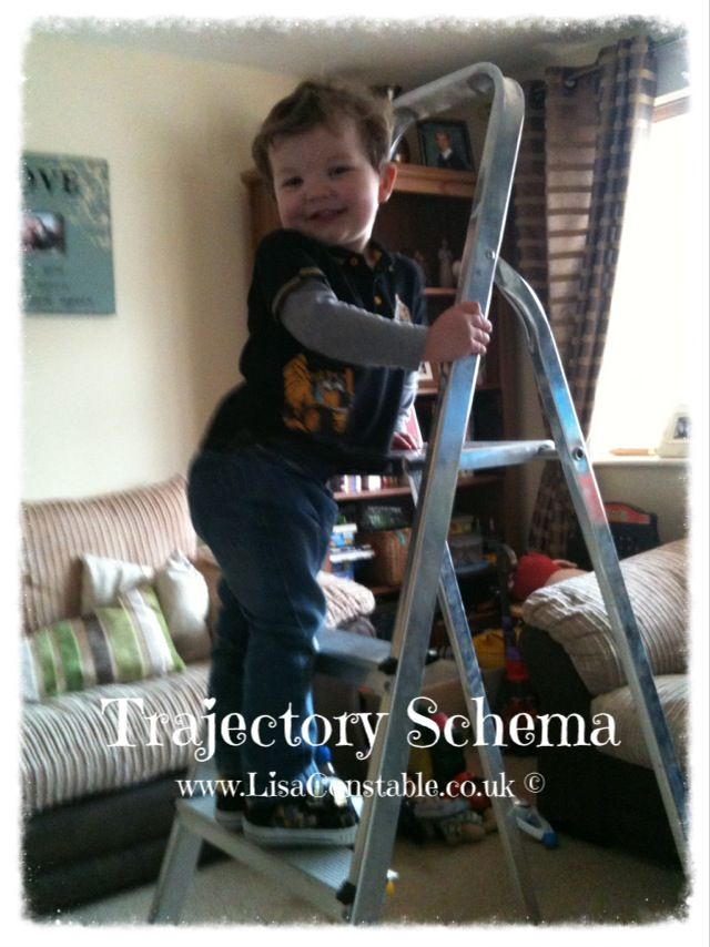 Trajectory Schema Up And Down Motion Schema