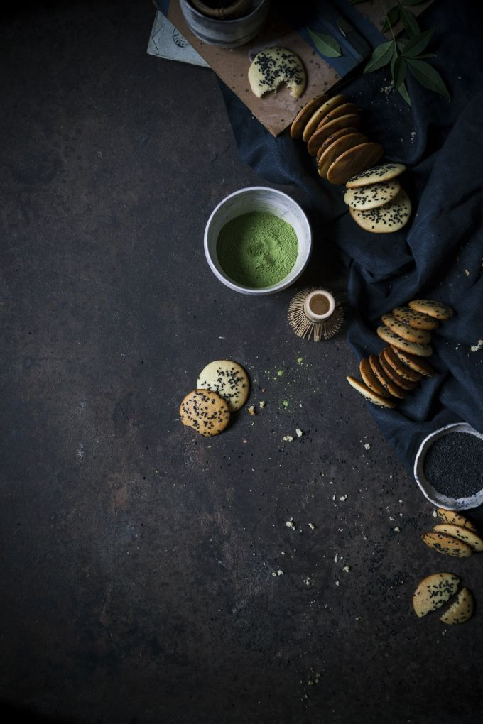 The Freaky Raku goes to Rome | Finding zen in a cup of tea and matcha whoopies - The Freaky Table