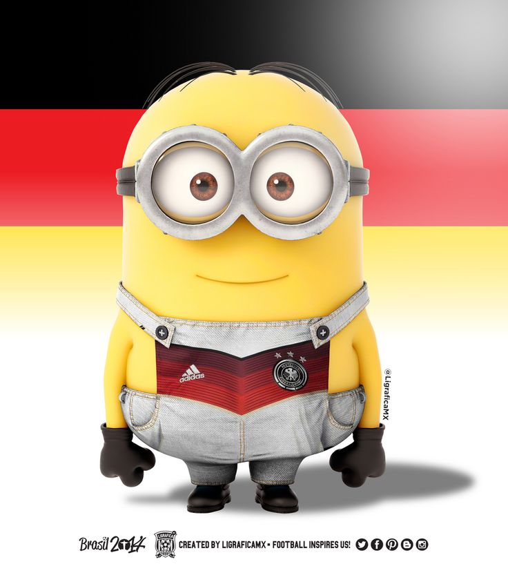Deutsch Minion