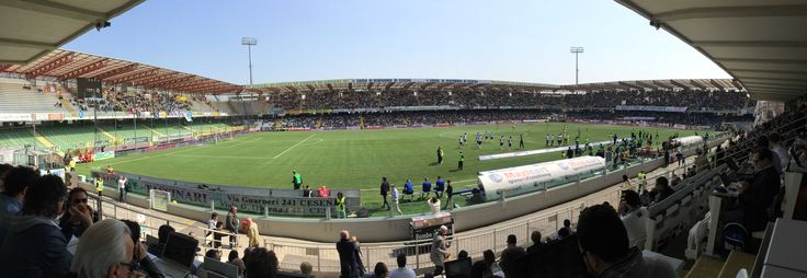 @Cesena L'Orogel Stadium-Dino Manuzzi, già Dino Manuzzi e La Fiorita, è un impianto sportivo di Cesena #9ine