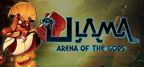 """[Ulama: Arena of the Gods] """"A game that mixes fighting, soccer and a great latin-american art design. Inspired by the Aztec version of the Mesoamerican ballgame, this is a great title to have some fun playing with some friends!"""" #Gaming #VideoGames #VideoGame #IndieGames #IndieGame #SportsGame #SportGame"""