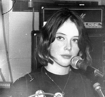 Rachel Goswell: most gorgeous woman in music ever.