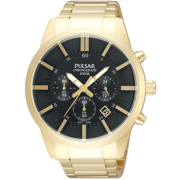Pulsar Mens Watch Model Pt3346x Stuff To Buy