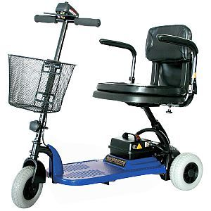 Product Name : Echo 3-Wheel Scooter Price : $649.00  Free Shipping!