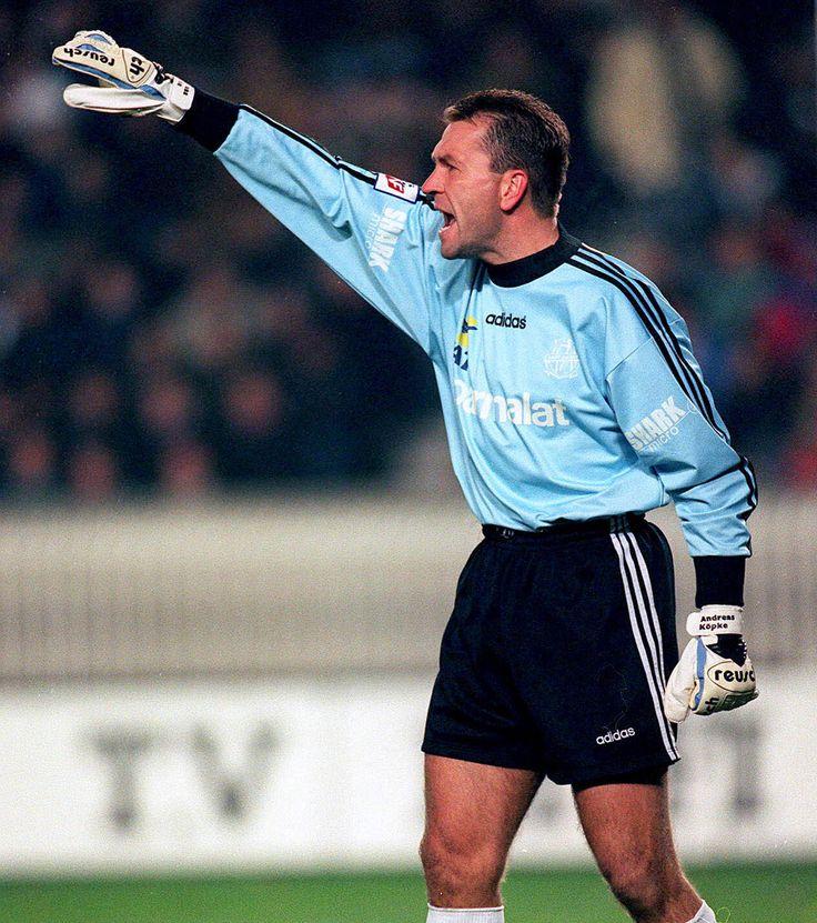 Andreas Köpke (Allemagne). OM Saison 1996 - 1997.