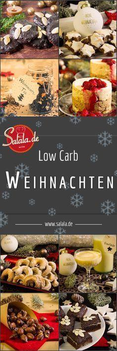 Auf salala.de findest Du viele Plätzchen Rezepte die perfekt in Deine Low Carb Ernährung passen. Aber nicht nur das, es gibt auch Rezepte für's Weihnachtsessen und die klassischen Weihnachtsgetränke fehlen natürlich auch nicht.