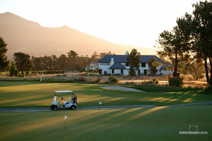 Pearl Valley Golf and Lifestyle Estate, Paarl, South Africa. Photos by Riehan Bakkes at www.bakkesimages.co.za.