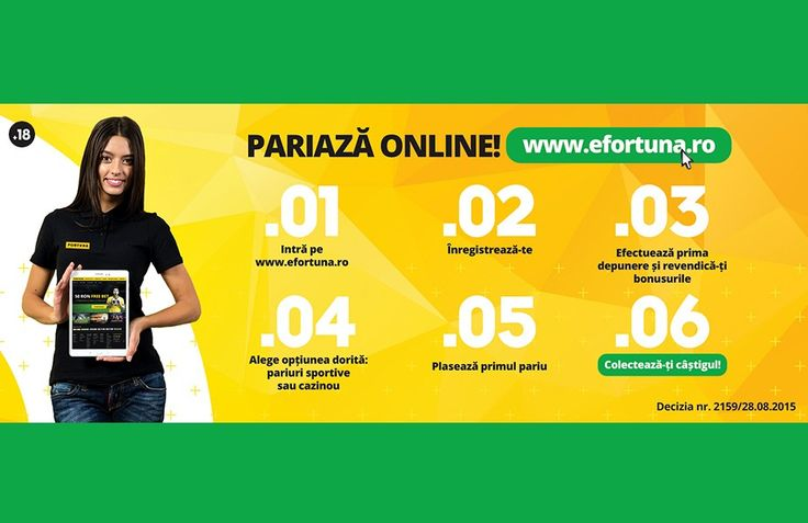 Casa de pariuri online Fortuna! Pariaza de acum si ONLINE la agentia ta de pariuri preferata!