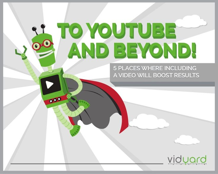 To YouTube & Beyond! 5 Places to Distribute Your Video Marketing Co...