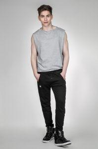 spodnie HARD czarne