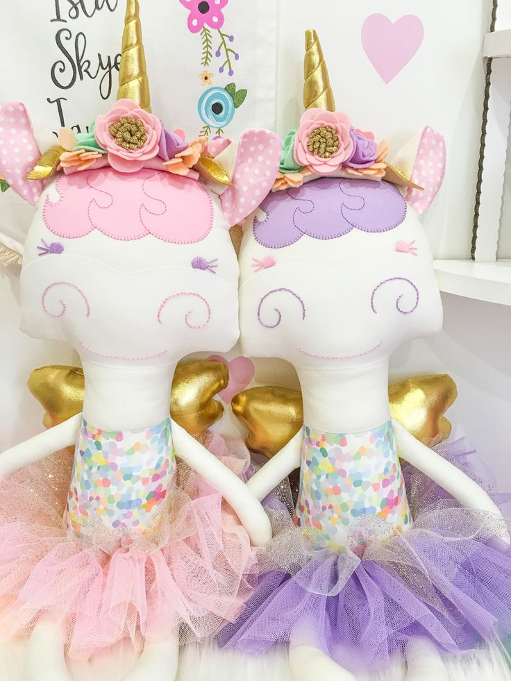 This listing is for one special edition Confetti Unicorn Doll with beautiful pastel and gold unicorn crown, and matching Tinkerbell TuTu.Please let me know if you'd like pink or purple in t...