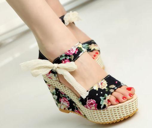$17.18 (Buy here: https://alitems.com/g/1e8d114494ebda23ff8b16525dc3e8/?i=5&ulp=https%3A%2F%2Fwww.aliexpress.com%2Fitem%2FFashion-Women-Sandals-Summer-Wedges-Women-s-Sandals-Platform-Lace-Belt-Bow-Flip-Flops-open-toe%2F32696485735.html ) Fashion Women Sandals Summer Wedges Women's Sandals Platform Lace Belt Bow Flip Flops open toe high-heeled  Women shoes#HR949 for just $17.18