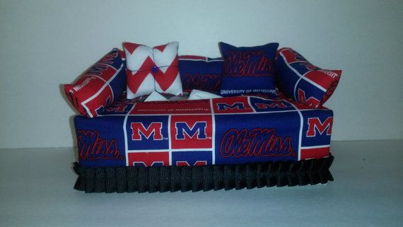 University of Mississippi Ol Miss Licensed College by CLASSECHAOS, $19.95