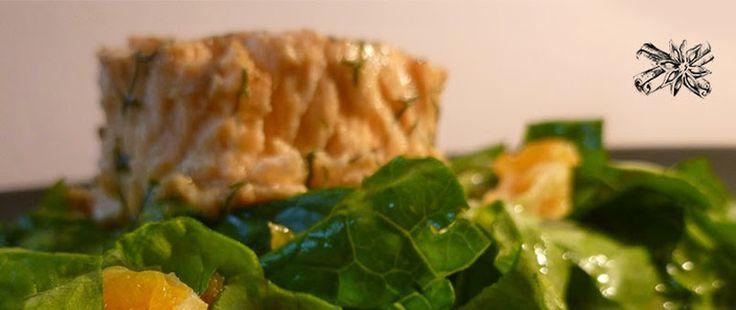 Food Memoir: Σολομός στη λαδόκολλα( παπιγιότ) με αρωματικό βούτ...