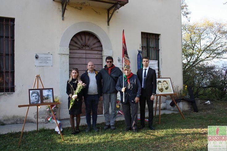 Fotogallery: l'inchino di Gussago ai martiri partigiani - http://www.gussagonews.it/fotogallery-inchino-gussago-martiri-partigiani-sella-oca-ottobre-2017/