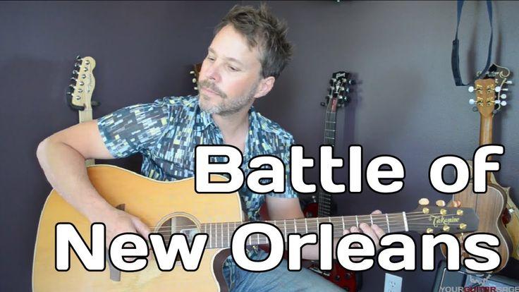 Battle Of New Orleans Sheet Music Battle Of New Orleans Score