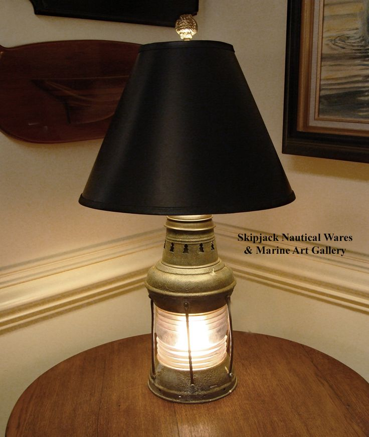 Nautical Shade For Vintage String Lights: 158 Best Nautical Lamps, Lighting, Lamp Shades & Lamp