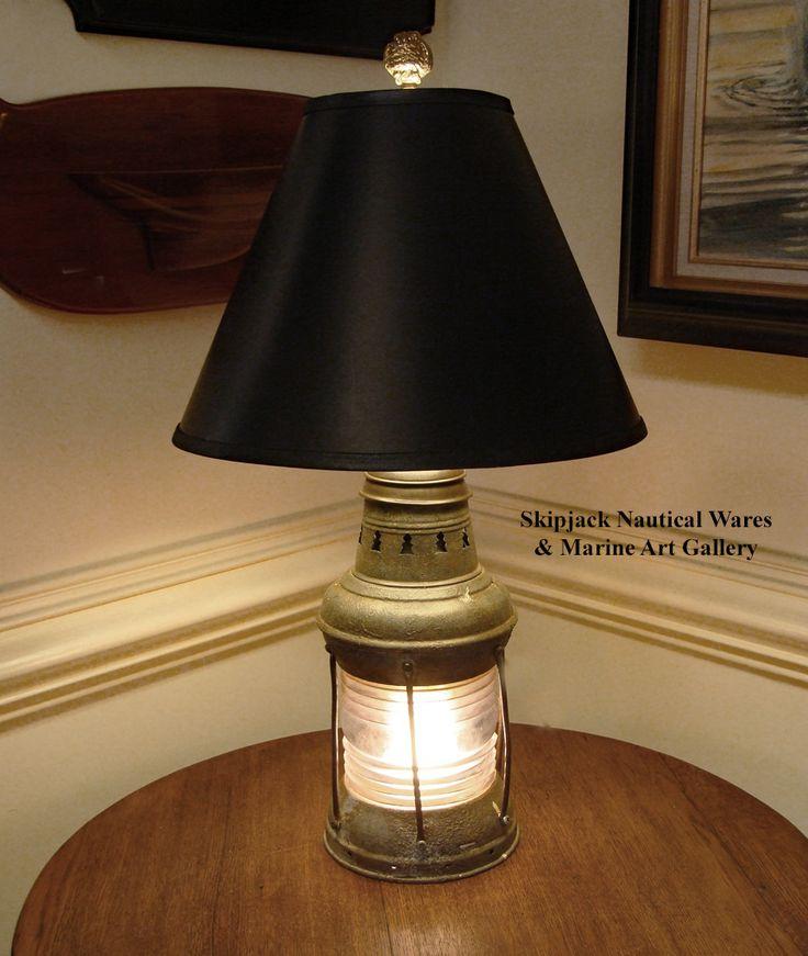 158 best Nautical Lamps, Lighting, Lamp shades & Lamp