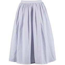 Compañía fantástica MONACO Spódnica plisowana azul