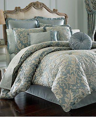J Queen New York Kingsbridge Comforter Sets
