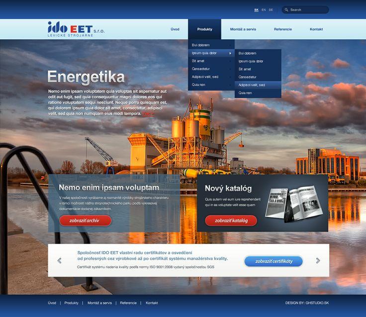 Webdizajn - IDO EET