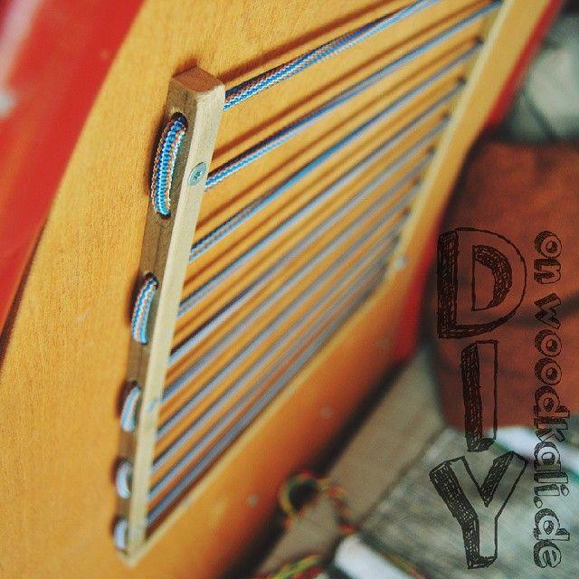 New storage! 'DIY - rope bag' on my blog. Check out! Link in bio. #diycamper…