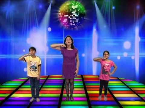 Its the time to disco - Bollywood Dance Steps For Kids Get ready to throw your hands up in the air and dance on in Bollywood style. Follow us: https://www.facebook.com/Fundoodaa