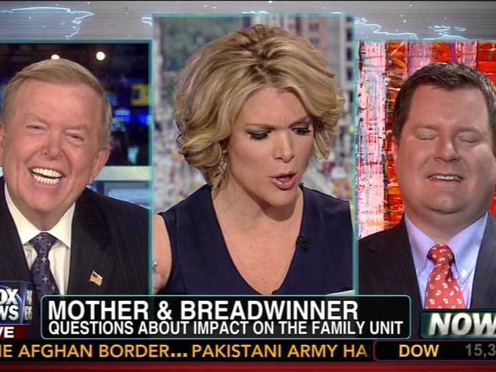 Fox News Host Megyn Kelly Shreds Lou Dobbs And Erick Erickson Over Women In The Workplace