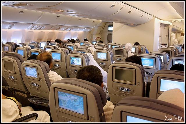 Saudi Arabian Airlines B777368ER HZAK13 05/03/2012