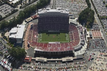Carter-Finley Stadium - NC State Football  One of my top 5 favorite places in the world!