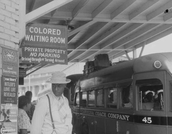 """On November 25, 1955, the Interstate Commerce Commission (ICC) banned racial segregation on interstate buses, train lines, and in waiting rooms. The ICC ruled that """"the disadvantages to a traveler who is assigned accommodations or facilities so designated as to imply his inferiority solely because of his race must be regarded under present conditions as unreasonable."""""""