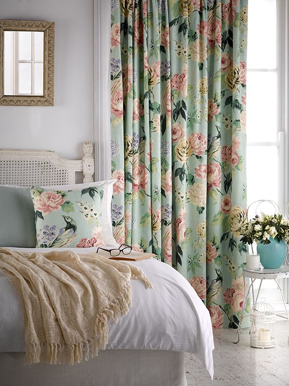 Sekers Malabar fabric as featured in the Island Home Collection.