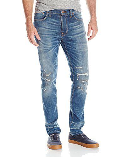Nudie Jeans Men's Lean Dean Niclas Replica
