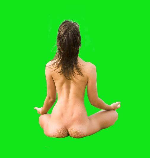 Greenscreen Fotostudio Hintergrund 3m x 4m, grün, NEU