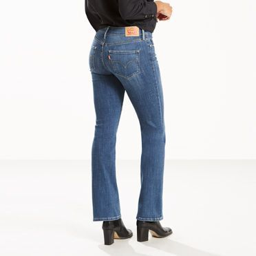 Levi's 315 Shaping Boot Cut Jeans - Women's 28x30