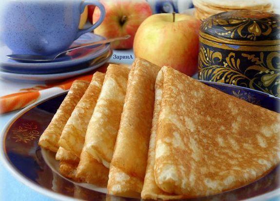 Печем идеальные блинчики, кулинарный портал «Едим дома!»