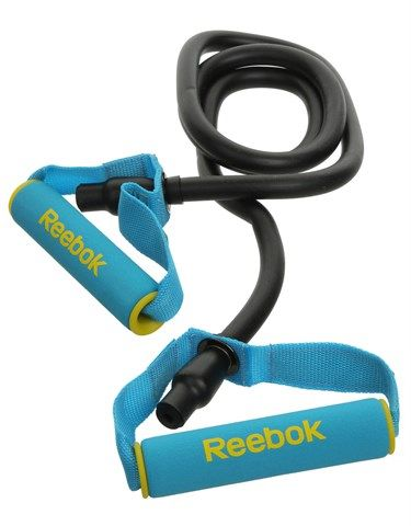 Reebok Resistance Tube Level 3 - Cyan