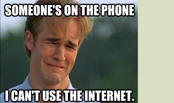 1990s Internet