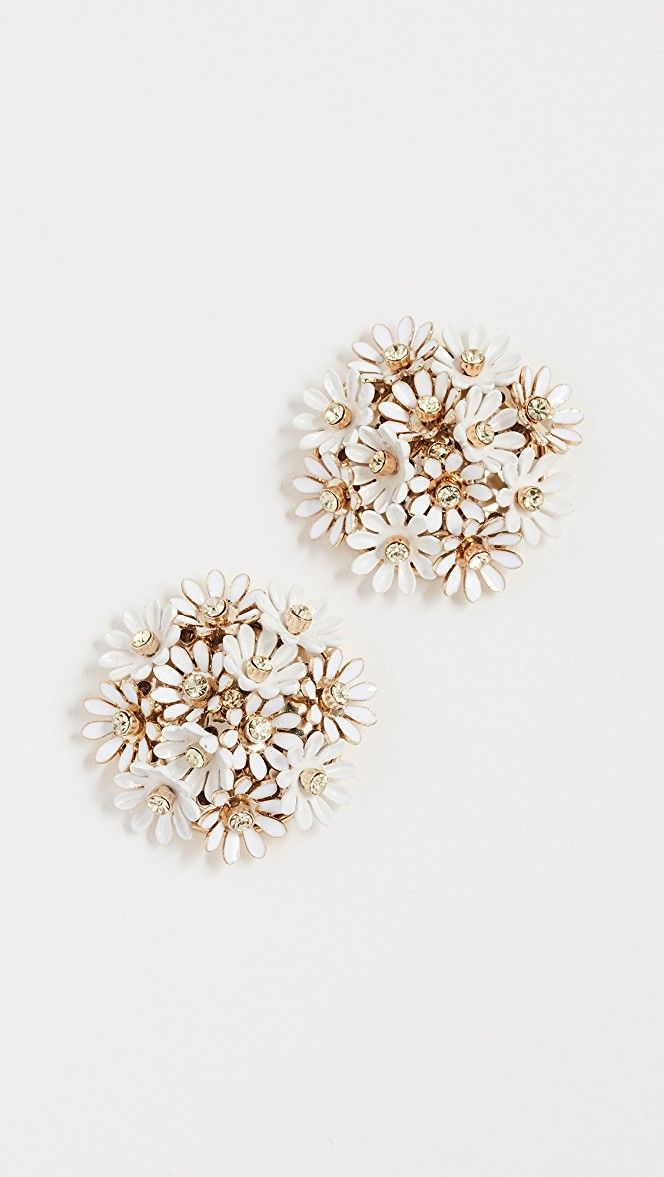 547a6c6cd1664b Kate Spade New York Loves Me Loves Me Not Statement Studs | 15% off 1st app  order use code: 15FORYOU
