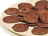 Picture of Chewy Chocolate Espresso Cookies Recipe